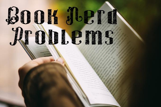 BookNerd_Problems
