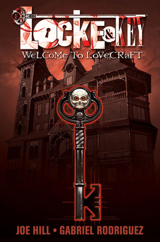 Locke & Key Vol.1: Welcome to Lovecraft – BookReview