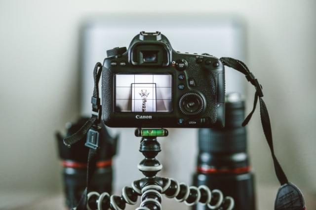 Camera-Booktube