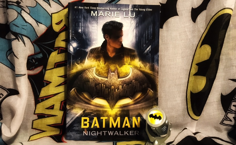 Batman: ​Nightwalker – Book Review