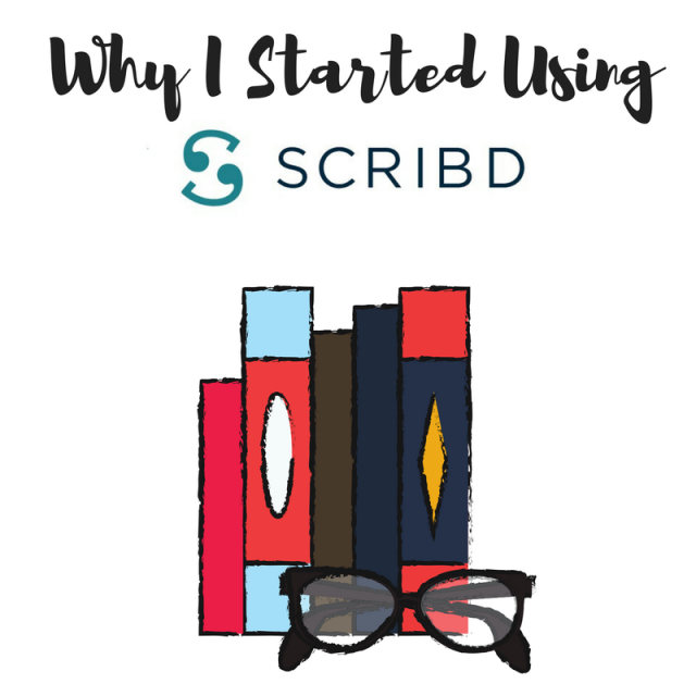 Why I Started Using SCRIBD