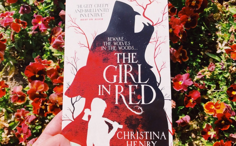 The Girl in Red – Book Review