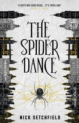 The Spider Dance Book Review + Blog Tour